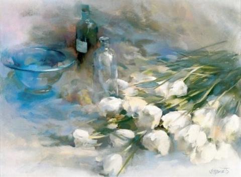 Willem Haenraets - Нежность и страсть.