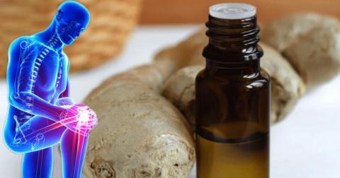 Самодельное имбирное масло в…