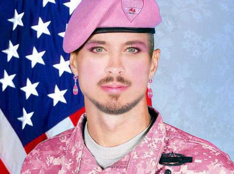 В армии США мужчин-трансгенд…