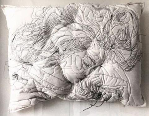 Подушки от Мириам Ашканян, к…