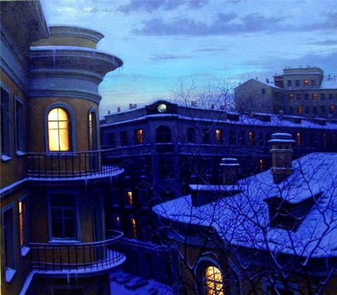 Из окна моей жизни. Алексей Бутырский (род. 1974 г.)