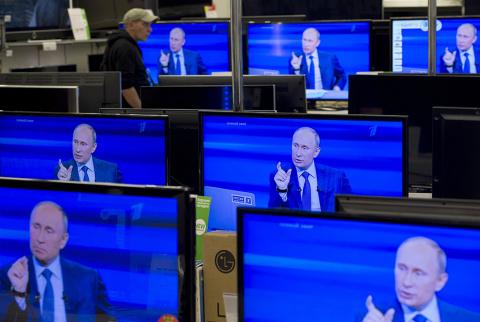 «Российская пропаганда» — залог благополучия литовцев