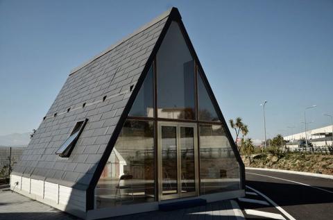 На постройку этого дома, стоимостью $33000, понадобилось всего лишь 6 часов