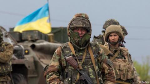 Украинцы показали истинное о…