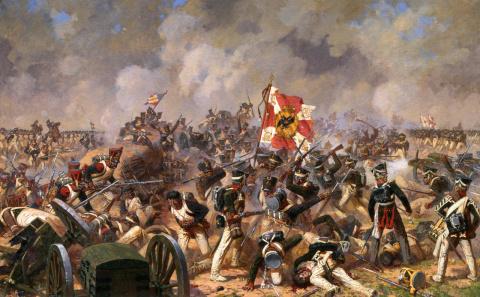 7 сентября 1812 года — Бородинское сражение (205 лет)
