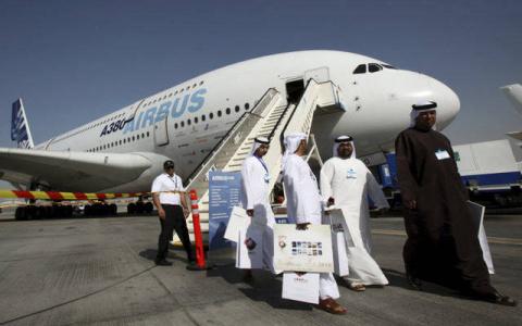 Airbus получил рекордный зак…
