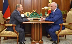 Путин предложил властям Адыгеи отремонтировать школы