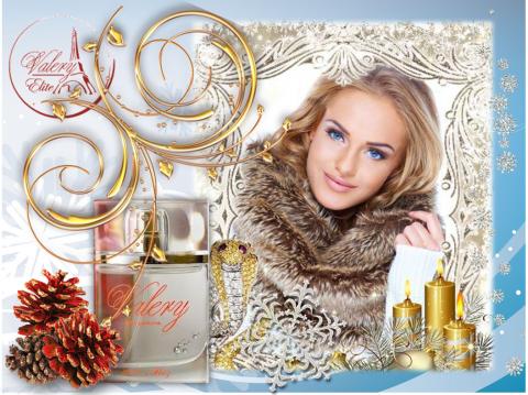 Зимний парфюм 2. Мастер-класс для аромастилиста.