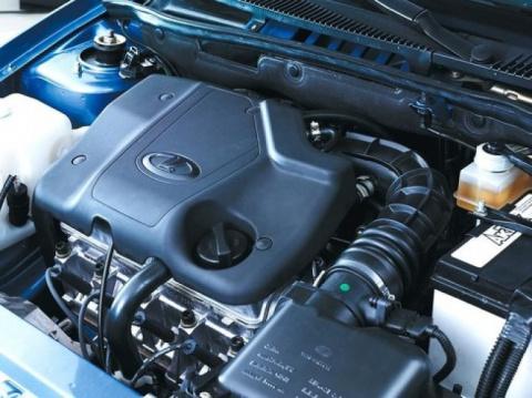 АВТОВАЗ модернизирует 8-клапанный двигатель