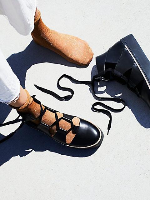 5 актуальных моделей обуви на лето