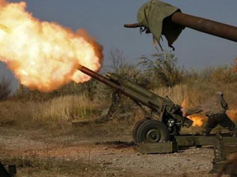 Точное попадание: Артиллерий…