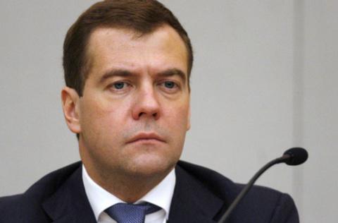 Почему так упорно раздувается компания против Д. А. Медведева?