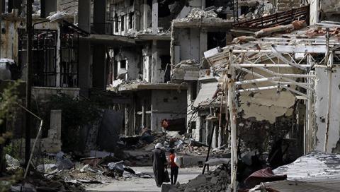 В Женеве прошла трехсторонняя встреча РФ, США и ООН по Сирии