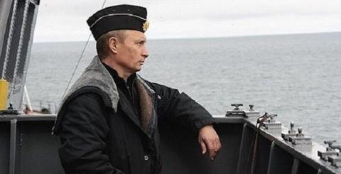 Financial Times: миссия Путина – возродить величие России