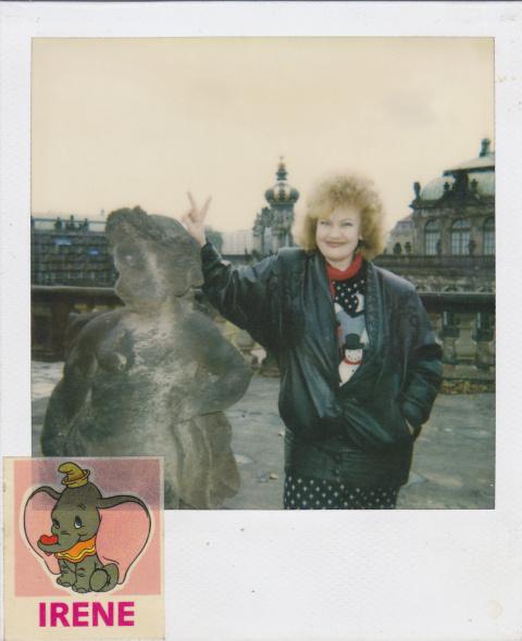 Мой любимый Дрезден.