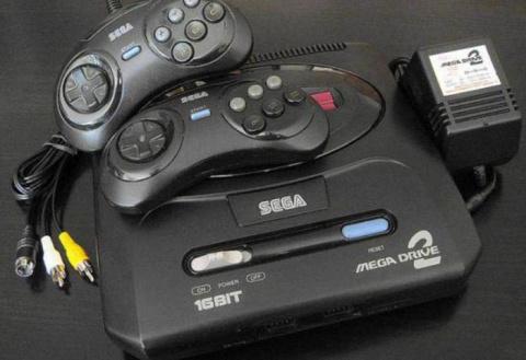 Любимые видеоигры консоли Sega Mega Drive 2