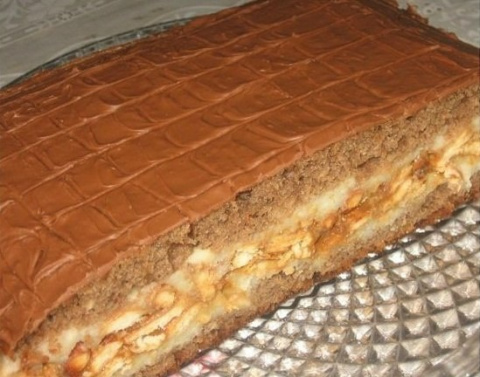 Вкусный торт Лесной Шрек