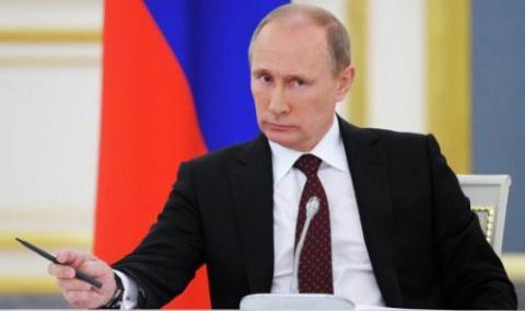 Киевская злоба: пугливый Запад не может ответить «дерзкому» Путину