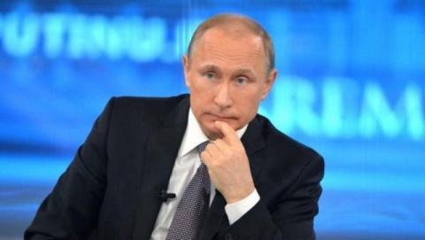Незаданный вопрос: Владимир …