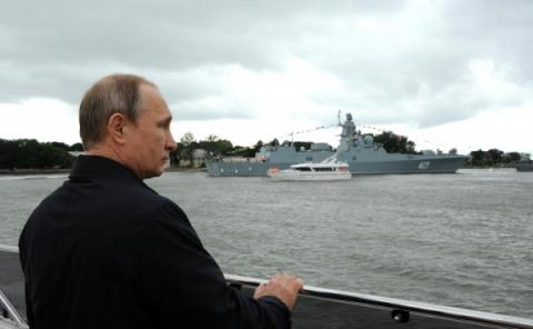 Путин: Украина помогла росси…