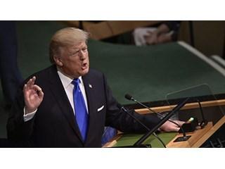 Трамп в ООН. Разберем его спич