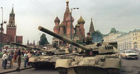 19 августа - Преображение Господне и начало перемен в исторической России: к очередной годовщине т.н. «Августовской революции 1991 года»
