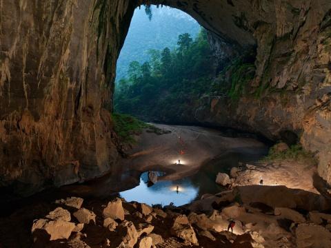 Шондонг - самая большая пеще…