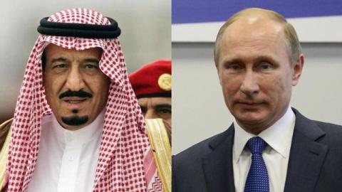 Зачем король Саудовской Аравии едет в Россию?
