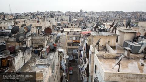 """Сирия: смертника с """"поясом шахида"""" задержали в Алеппо"""