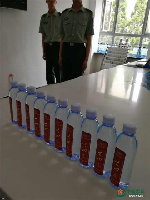 Что едят в китайской армии