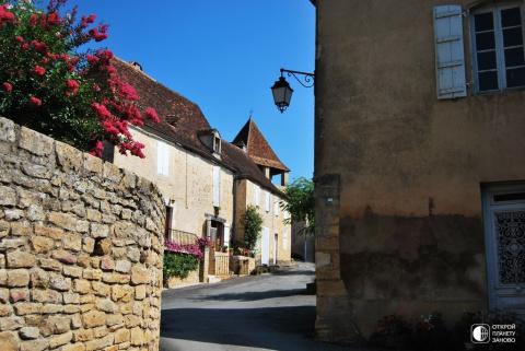 Лимэй (Limeuil), Франция