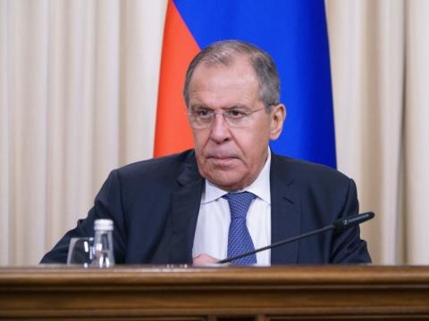 Лавров покомментировал принятие украинской Радой закона ореинтеграции Донбасса