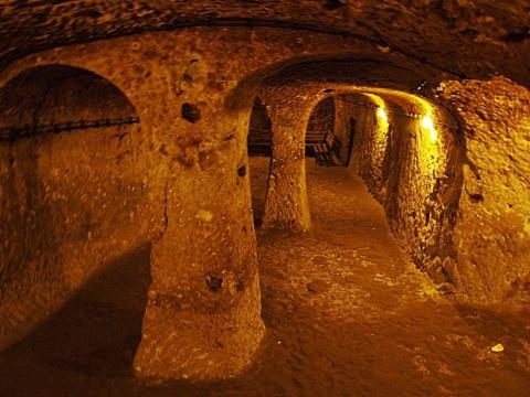 Загадка происхождения подзем…