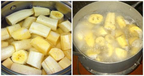 Бананы с корицей для здоровья