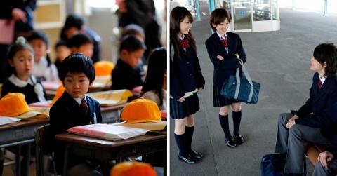 Как учат детей в школах Япон…