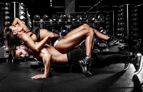 8 причин затащить своего мужчину в спортзал