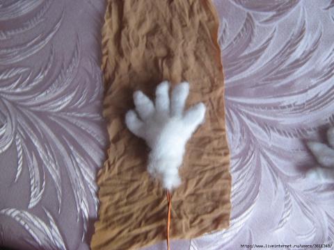Домовёнок своими руками (МК)