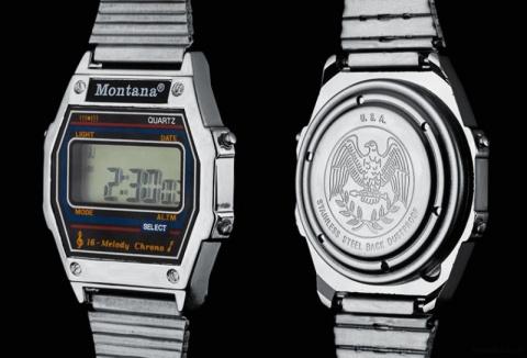 Легендарные часы «Монтана»