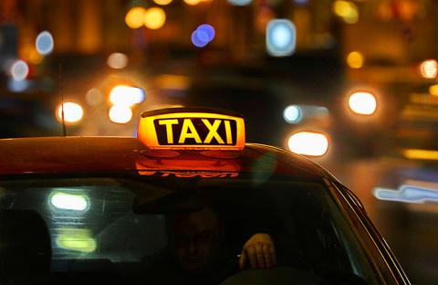 Московское такси — зона повышенной опасности