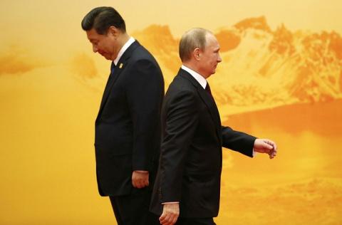 Китай отказывается покупать у России газ