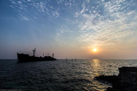 Остров Киш - жемчужина Перси…