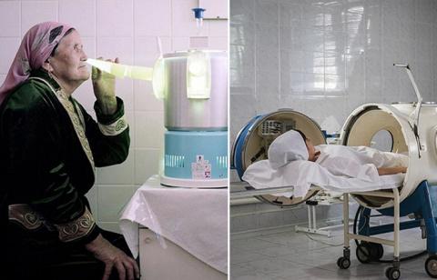 «Странный мир» советских санаториев глазами британской журналистки