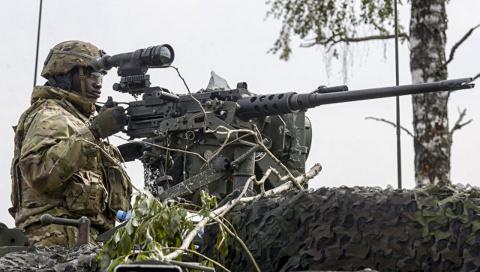 В Эстонии начались весенние НАТОвские учения