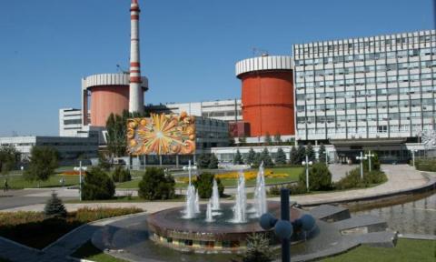Южноукраинская АЭС развалива…