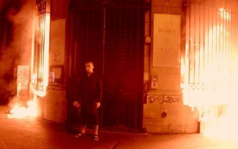 Гений Павленского не признан жестокой Францией