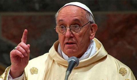 Папа Римский знает, что прои…