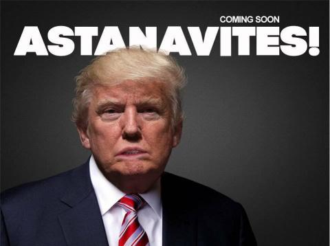 Остановитесь! — Трамп призыв…