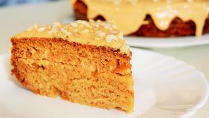 Самый простой и быстрый торт…