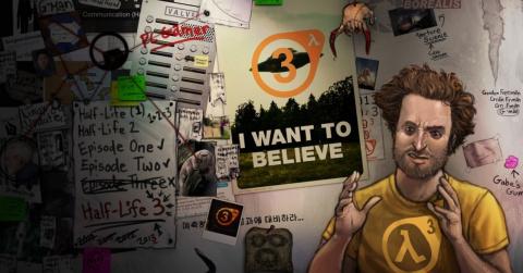 Наконец-то вышла Half-Life 3