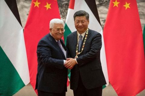 Напролом: Китай входит в ближневосточную игру. Дмитрий Нерсесов